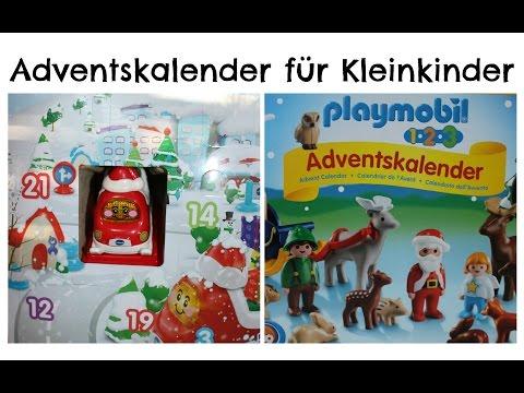 Adventskalender für Kleinkinder unter 2 Jahren OHNE Schokolade I MamaBirdie