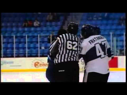 Reid Halabi vs. Michael Fratangelo