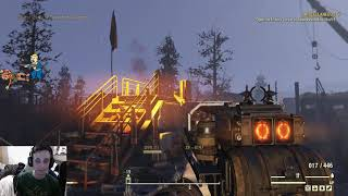 Fallout 76 Endgame Rifleman Critical Build Guide + Game Play + Commentary