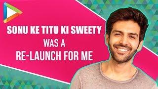 "Kartik Aaryan: ""Nobody KNEW My Name even After Pyaar Ka Punchnama""| Luka Chuppi"