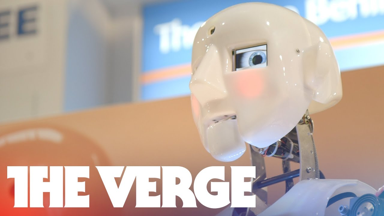 Anthropomorphism in robots (CES 2014) thumbnail