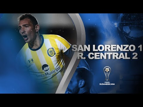 Melhores Momentos | San Lorenzo 1 x 2 Rosario Cent...