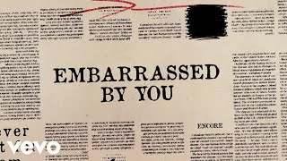 The Specials - Embarrassed By You (Lyric Video)