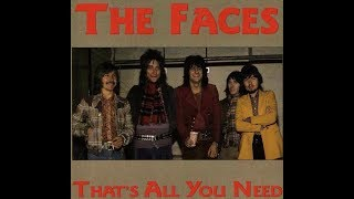 """FACES: """"THAT'S ALL YOU NEED"""" [Lyrics Included] 11-17-1971. (HD HQ 1080p)"""