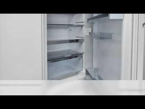 Cómo instalar un frigorífico integrable de Balay