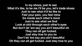 Eminem Beautiful Lyric