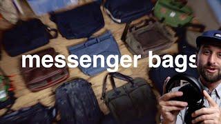 14 Killer Messenger Bags & Briefcases