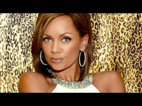 Vanessa Williams Alfie (Lyrics) by Burt Bacharach
