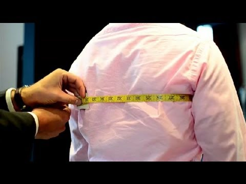 How to Measure Clothing Size for Men : Men's Styling Advice