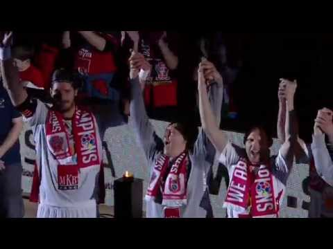 VICTORY CEREMONY | SEHA GAZPROM FINAL4