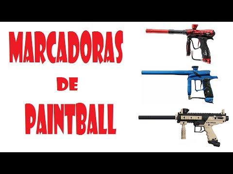 """Tips para paintball """"marcadoras"""""""