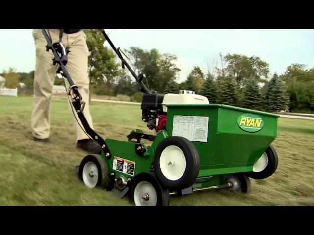 Ryan Turf – Ren-O-Thin Power Rake