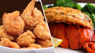 12 Delicious Seafood Dinners • Tasty