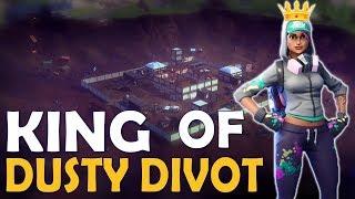 NEW DOUBLE PUMP SEASON 4 | DUSTY DIVOT DESTRUCTION | HIGH KILL FUN GAME - (Fortnite Battle Royale)