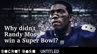 Randy Moss never won a Super Bowl. Here's what left him empty-handed. thumbnail