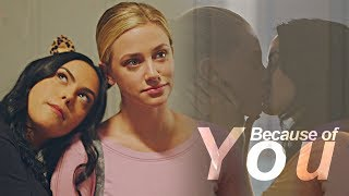 Betty & Veronica | Because Of You
