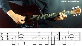 10 Крутых Рифов на Акустической гитаре | +табулатура