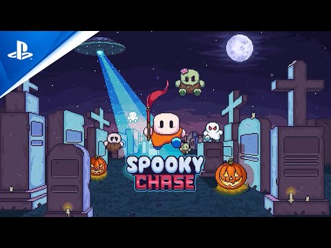 Spooky Chase Trailer