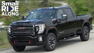 2020 GMC Sierra 2500HD AT4 Four-Door Review & Test Drive