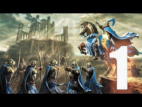 Герои меча и магии 7 прохождение кампании за лигу теней 4 миссия
