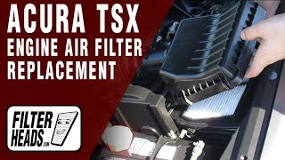 AF Engine Air Filter - Acura tsx air filter
