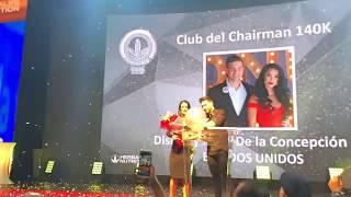 Historia Exito Negocio Herbalife. Jorge Y Disney Chariman`s 140k