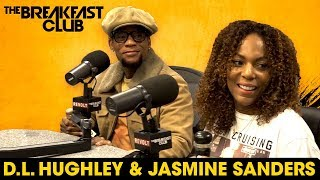 The Breakfast Club - D.L. Hughley Talks Side Babies, Oprah, Bill Cosby, His Relationship With Steve Harvey + More