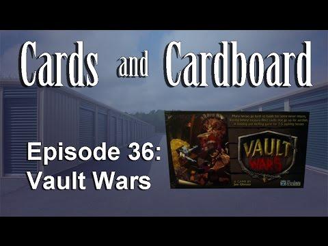 Vault Wars - A CnC Review