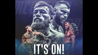 UFC 246   McGregor vs. Cerrone   Notorious Cowboy