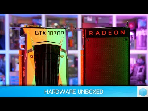 Vega 56 vs GTX 1070 Ti :: Hardware and Operating Systems