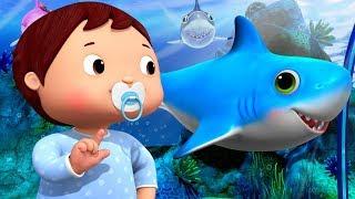 Baby Shark Dance   Baby Shark Challenge   Little Baby Bum   Nursery Rhymes   Baby Songs