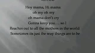 Lời dịch bài hát Thank You Mama - Sizzla