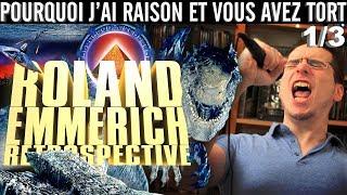 (REUPLOAD) PJREVAT - Roland Emmerich Retrospective : Sa Carrière (1/3)