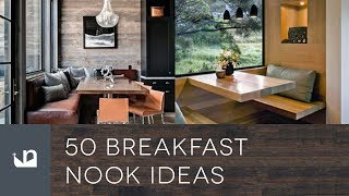 50 Breakfast Nook Ideas