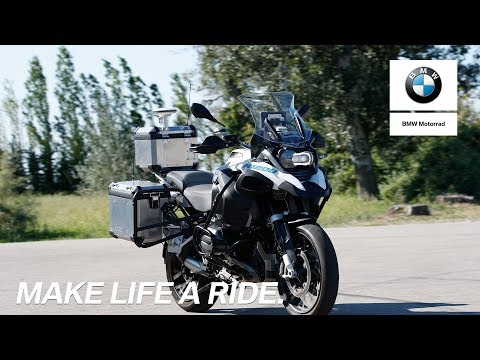 BMW's New Self Driving Motorcycle