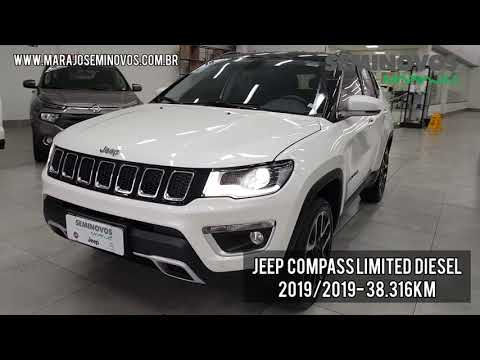 video carousel item Jeep Compass Limited Diesel