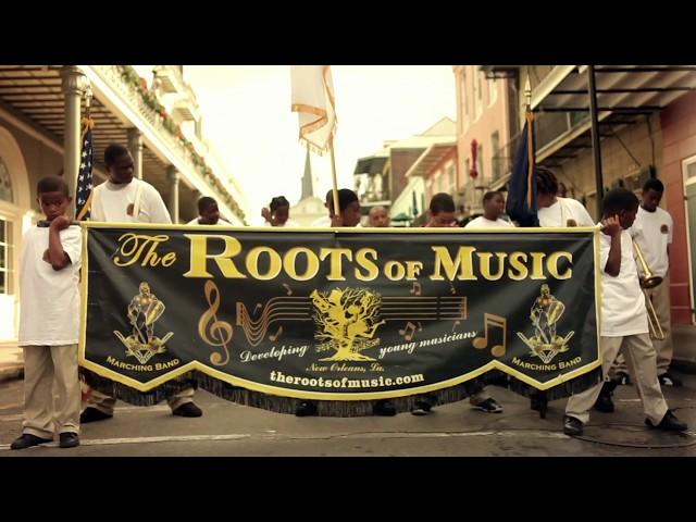 Where the Music Never Stops - Louisiana!