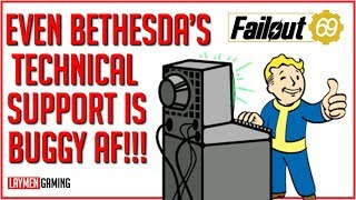 Clown College Bethesda Just Gave Away Heaps Of Personal Data Because....Bethesda.