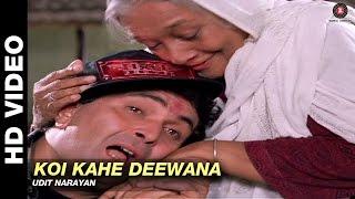 Koi Kahe Deewana - Eena Meena Deeka | Udit Narayan