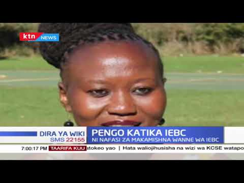 Rais Uhuru Kenyatta ametangaza wazi rasmi nyadhifa za makamishna wanne wa tume ya IEBC