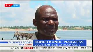 Dongo Kundu bypass to ease congestion in Mombasa once completed