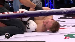ACB KB 6: Tamerlan Bashirov (Russia) vs Donni Blumart (Belgium)