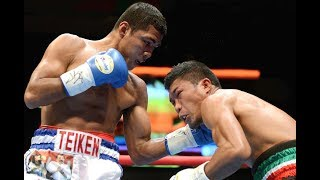 Roman Gonzalez vs Rocky Fuentes - Highlights (Chocolatito KNOCKS OUT Fuentes)