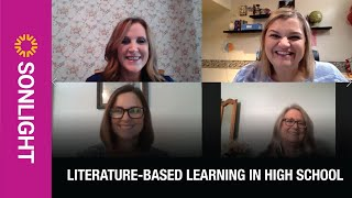 Literature-based Learning In High School With Rhonda, Sandy And Sheila