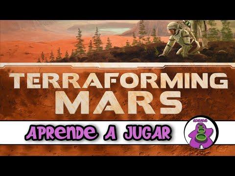 Terraforming Mars - Español - Reseña Juego de Mesa - Preparación y cómo se juega