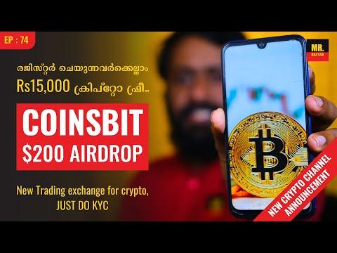 Kaip mokėti ką nors bitcoin