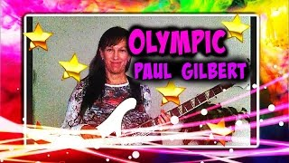 Olympic bass cover - Paul Gilbert