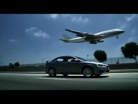 Mitsubishi Lancer Commercial 2013