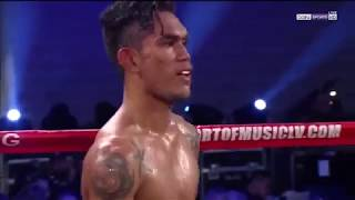 Aston Palicte TKO5 Jose Alfredo Rodriguez- 12/8/17