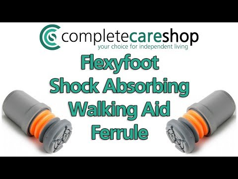 Step Into The Future With The Flexyfoot Ferrule